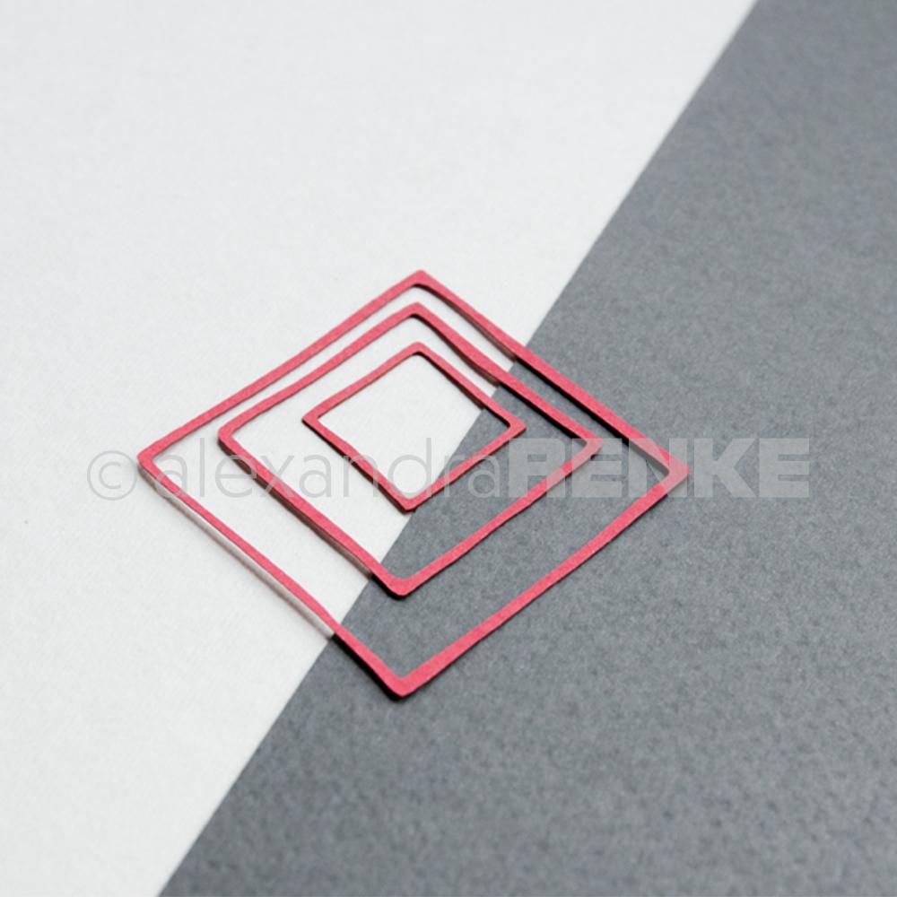 Die \'Rahmen-Quadrat\' - Alexandra Renke